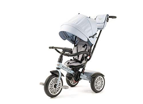 Bentley 6-in-1 Baby Stroller/Kids Trike (Jetstream Blue)