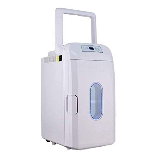 Buy Discount 35L Portable Electric Fridge Camping Cooler Refrigerator Adjustable Temperature Display...