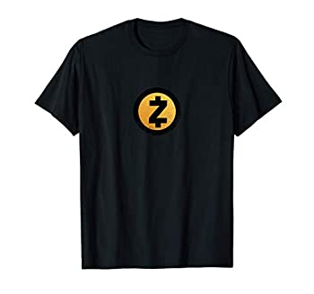 Zcash ZEC Cryptocurrency T-Shirt
