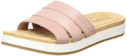 KOOLABURRA BY UGG MAERIN, Damen Offene Sandalen mit Rutsche, Pink (Rose Gold Rgl), 40 EU (7 UK)