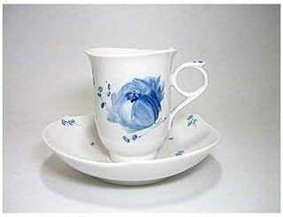 マイセン 青い花 コーヒーC/S 180cc [並行輸入品]