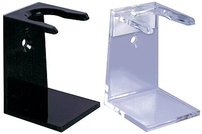 Kingsley Clear Shave Brush Stand (並行輸入品)