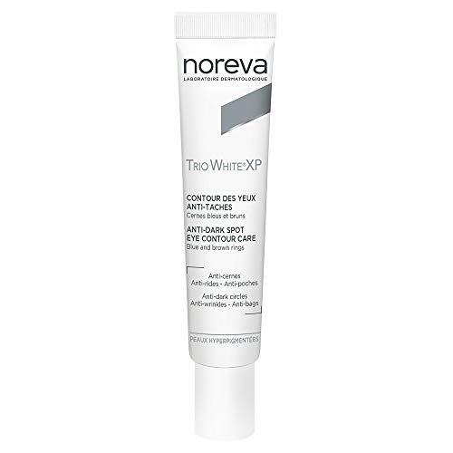 Noreva Trio White XP Augenkontur, gegen Flecken, 10 ml