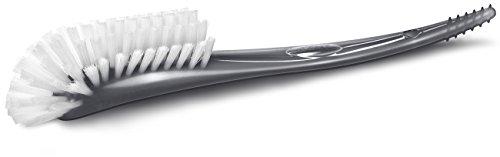 Philips AVENT Cepillo para botella y pezón, color gris
