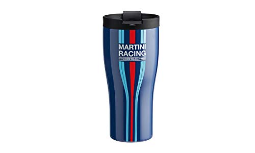 Porsche Thermo Trinkbecher Edelstahl, Martini Racing - WAP0505500K