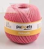 Puppets eldorado 50g Farbe: 75 - pink - Häkelgarn Stärke 10