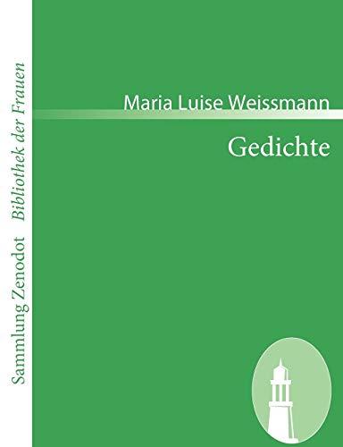 Gedichte (Sammlung Zenodotibliothek Der Frauen)