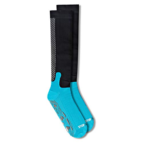 StopSocks Non-Slip Compression Hospital Socks