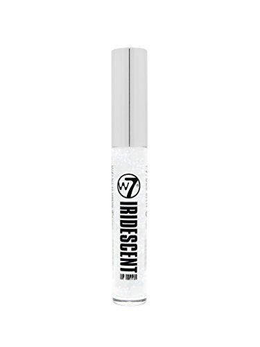 W7 Iridescent Lip Topper Gllitter Lipgloss, 3er Pack(3 x 3 grams)