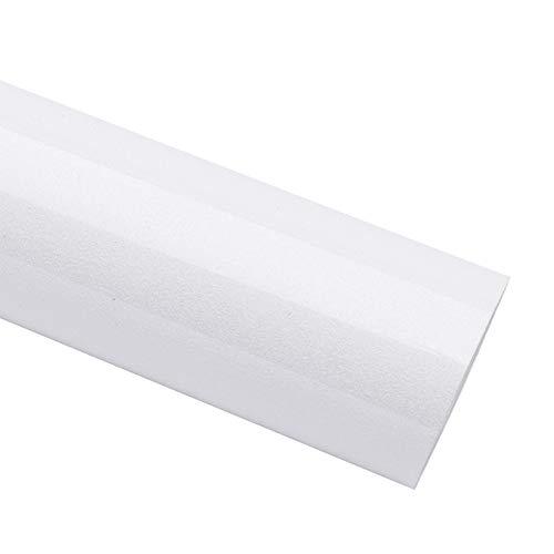 Glitter White Heat Transfer Vinyl HTV 2 Sheets 12 by 20 inch/Sheet for Tshirt Clothing Garment Frabic Bags