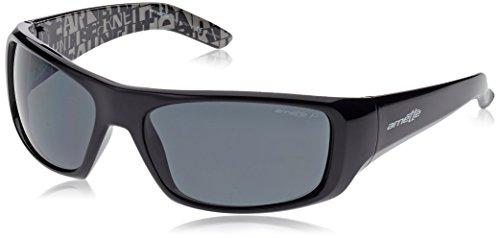 Arnette Hot Shot gafas de sol, Black, 61 para Hombre