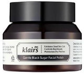 [Klairs] Imported korea High Quality 110g Gentle Black Sugar Facial Polish++
