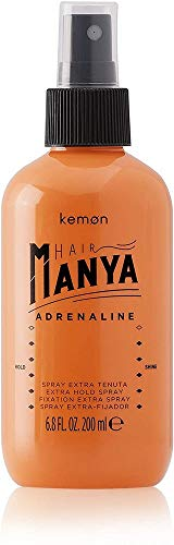 Kemon Hair Manya - Laca Pelo Profesional Extra Fuerte, 200 ml