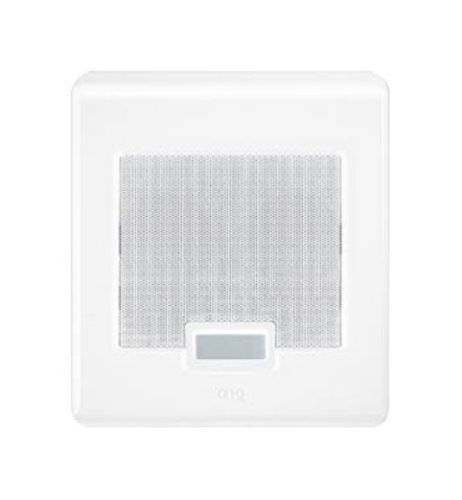 Legrand, Home Office & Theater, Intercom System for Home, White, Selective Call Intercom Door Unit, IC5002WH