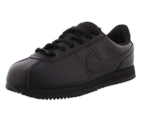 Nike Cortez Basic SL (GS), Zapatillas de Running Hombre, Negro (Black/Black/Black 004), 38 EU