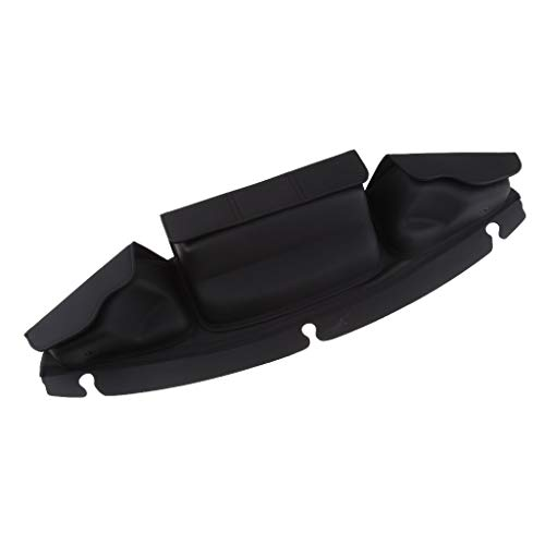 Windshield Bag Tri Pouch 3 Pocket For Harley Electra Street Tri Glide 14-Up