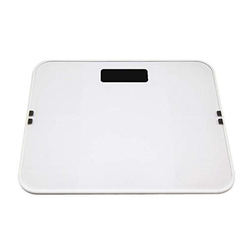 ZCY Elektronische weegschaal, Smart Digital Bad vet samengesteld monitor, met gewicht BMI water, botmassa eiwit, calorieën en lichaamstemperatuur