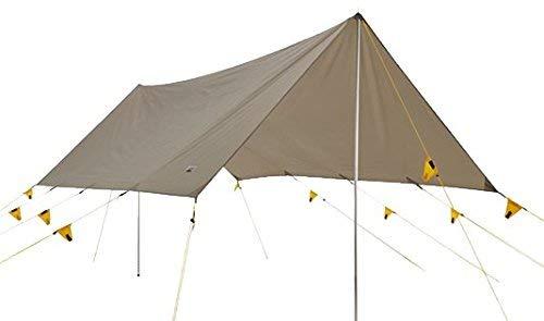 Wechsel Tents Tarp L - Travel Line - Universal Zeltdach, 400 x 435 cm
