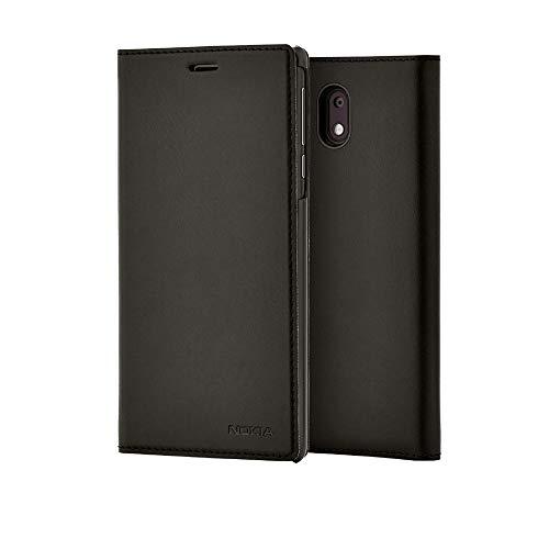 3.1 Flip Cover Black Funda Original Para Celular Tipo Cartera