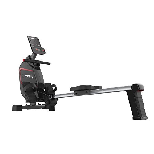 SportPlus Rowing Machine with App-Control, 24...