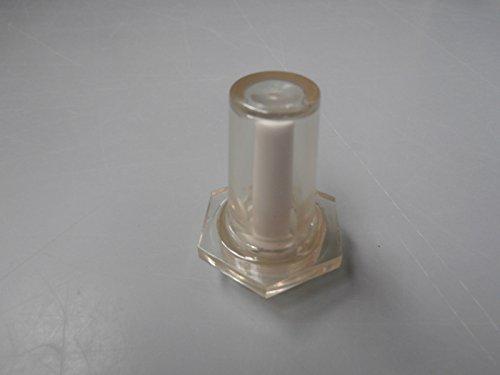 623140 BICCHIERINO IN PLASTICA TRASPARENTE PER CONTROLLO OLIO:VESPA PX MISCELATORE