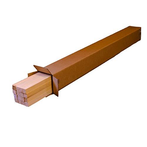 Listones de madera/1000 x 22 x 22 mm