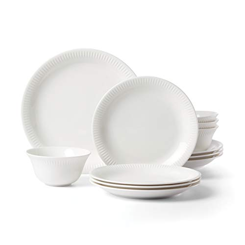 Lenox 893117 Profile 12-Piece Dinnerware Set
