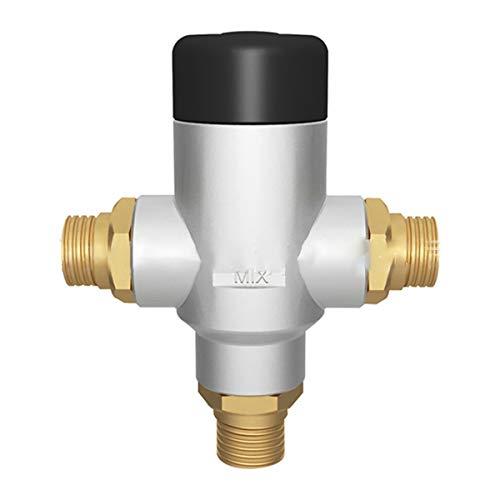 Válvula mezcladora termostática G3 / 2 '', válvula termostática G3 / 4...