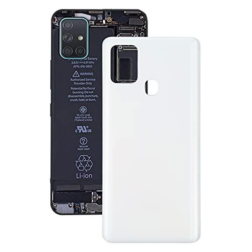 LICHONGGUI Batería para la Galaxia de Samsung A21s Piezas de Repuesto (Color : Blanco)