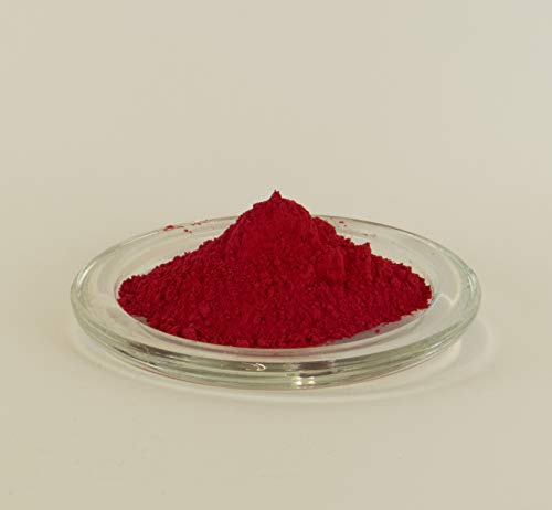 Buntfarbe, Bordorot, 120ml, im Becher, Pigment, Trockenfarbe