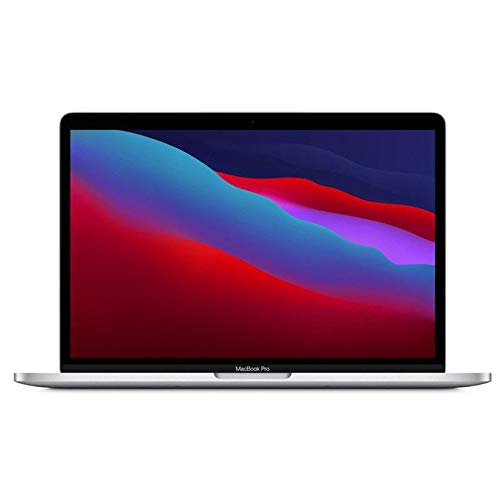 "Apple MacBook Pro 13"", Chip M1, 8GB RAM, 256GB SSD - Prata"