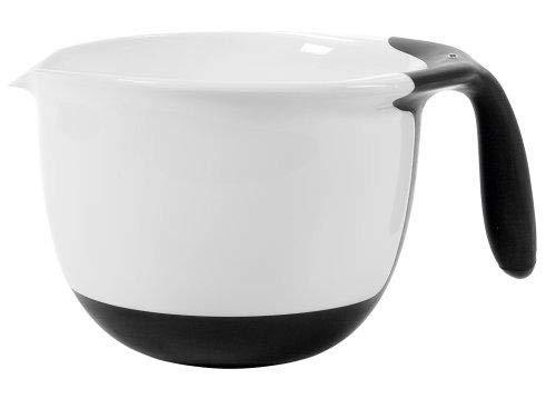 Mixing Bowl With Handle Pancake Cake Batter Measuring Nesting Good Grips Spout-Mixing bowl-Mixing bowls-Bowls for kitchen-Mixing bowls for kitchen