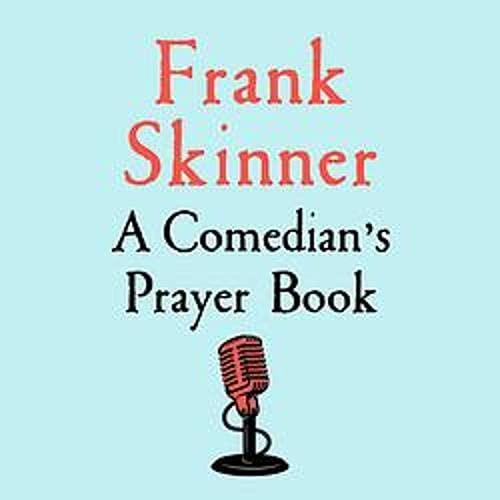 A Comedian's Prayer Book cover art