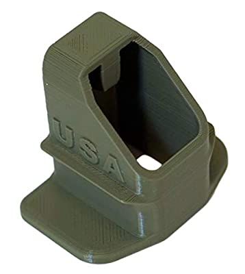 Solid Designs Glock 17/34 9mm Magazine Speed Loader - Military Green