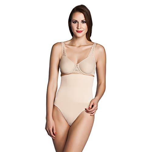 Miss Perfect Shapewear Damen - Bauchweg Unterhose Damen Body Shaper Seamless Miederhose Damen Bauch Weg Hose - formend & kühlend Haut Größe M