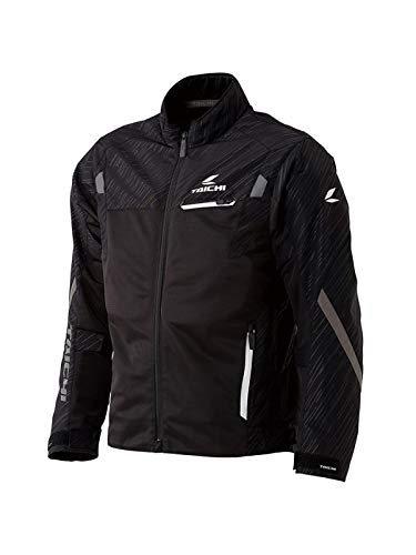 RS TAICHI(アールエスタイチ) トルク メッシュジャケット BLACK/WHITE サイズ:L RSJ331