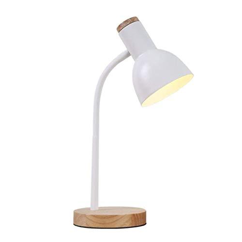 DYXYH SQDDM Ojo Protección de los Menores LED Recargable Lectura de cabecera turística Habitación Sala lámpara de Mesa (Color : A)