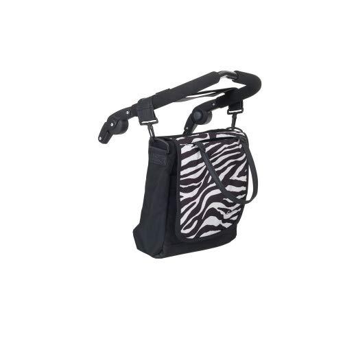 Emmaljunga Wickeltasche Mood Zebra