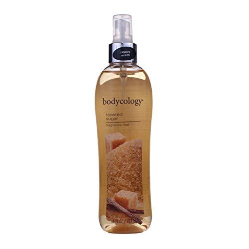 Bodycology Fragrance Mist Toasted Sugar -- 8 fl oz by Bodycology (English Manual)