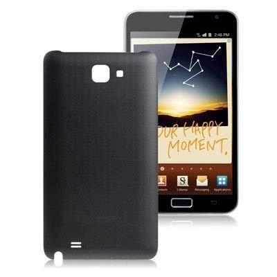 Dongdexiu Accesorios para Celular Cubierta Posterior de reemplazo for Samsung Galaxy Note / i9220 / N7000 (Color : Black)