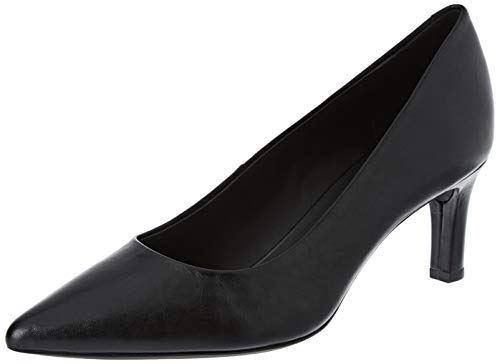 GEOX Woman D BIBBIANA A SHOES BLACK_37 EU
