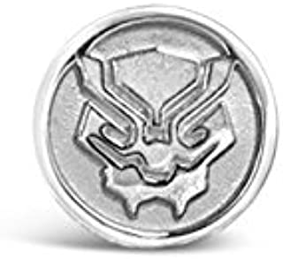 Marvel's Black Panther Bead in Sterling Silver