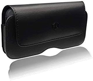 universal leather phone pouch