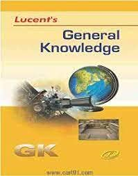 Author -Lucent's General Knowledge 2022 Exam By Bansal Book Depot