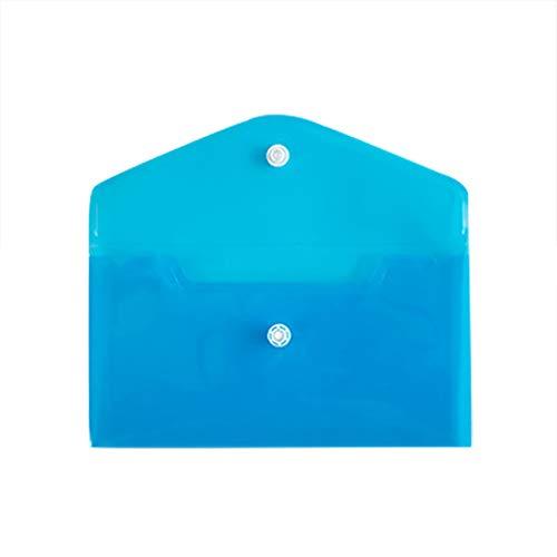 JSxhisxnuid Maskenbox Tragbare Aufbewahrungstasche für Mundschutz -Kunststoff staubdicht Wiederverwendbar - Mundschutz Behälter Gesichtsschutz Aufbewahrungsbox (Blau)