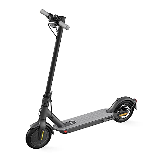 Xiaomi Mi Electric Scooter Essential, 12 mph Top Speed, 12 miles Travel Distance, 250 W Motor Power, Official UK Version