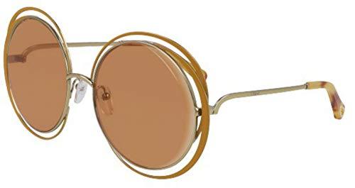 Chloe' zonnebril CE 155s kleur 848 oker/goud 59/18