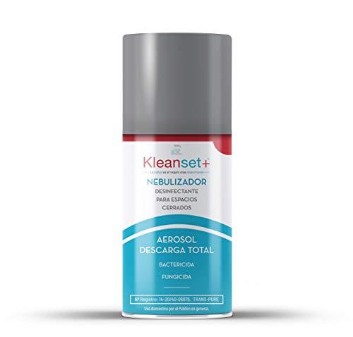 Kleanset+ Nebulizador Desinfectante Espacios Cerrados 100 ml