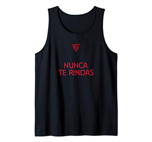 Sevilla FC - Nunca te rindas Mod7 Camiseta sin Mangas