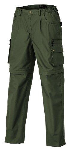 Pinewood Outdoorhose Sahara Zip-Off, midgreen, 52, 9281